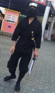 忍者バイト