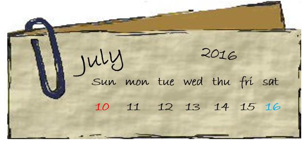 カレンダー 7-2